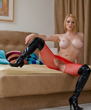 Huge Tits In Boots